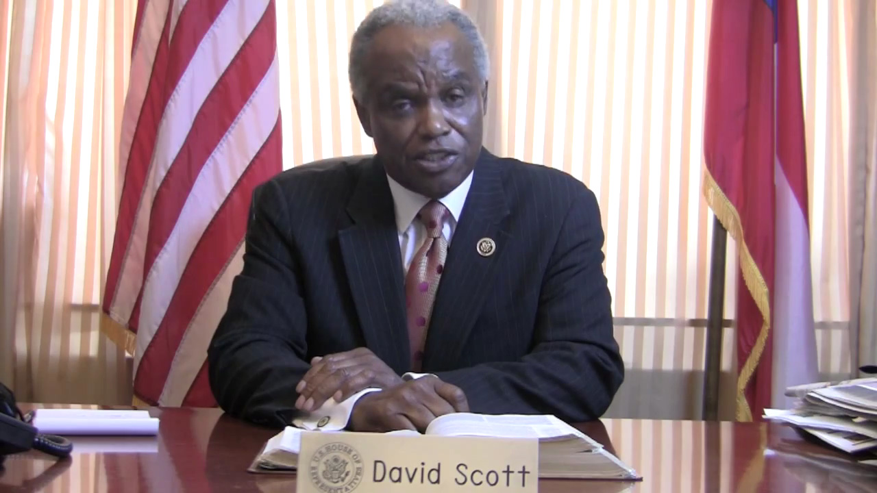 CBC Message To America On Jobs, Opportunity And Education By Rep David Scott