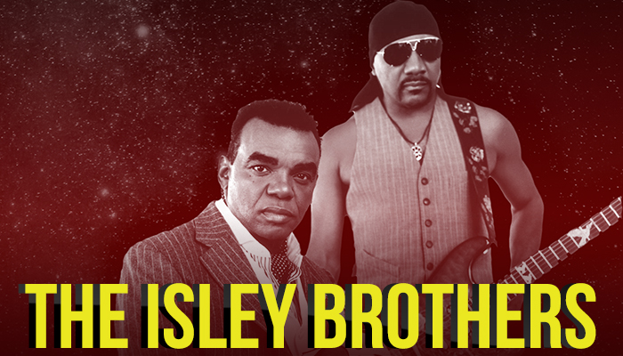 Majic under the stars The Isley Brothers