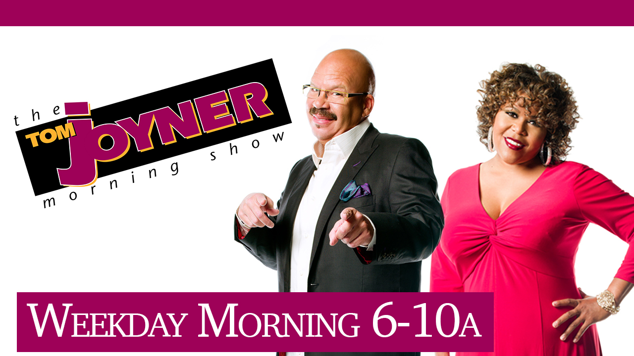 Tom Joyner Morning Show Graphic
