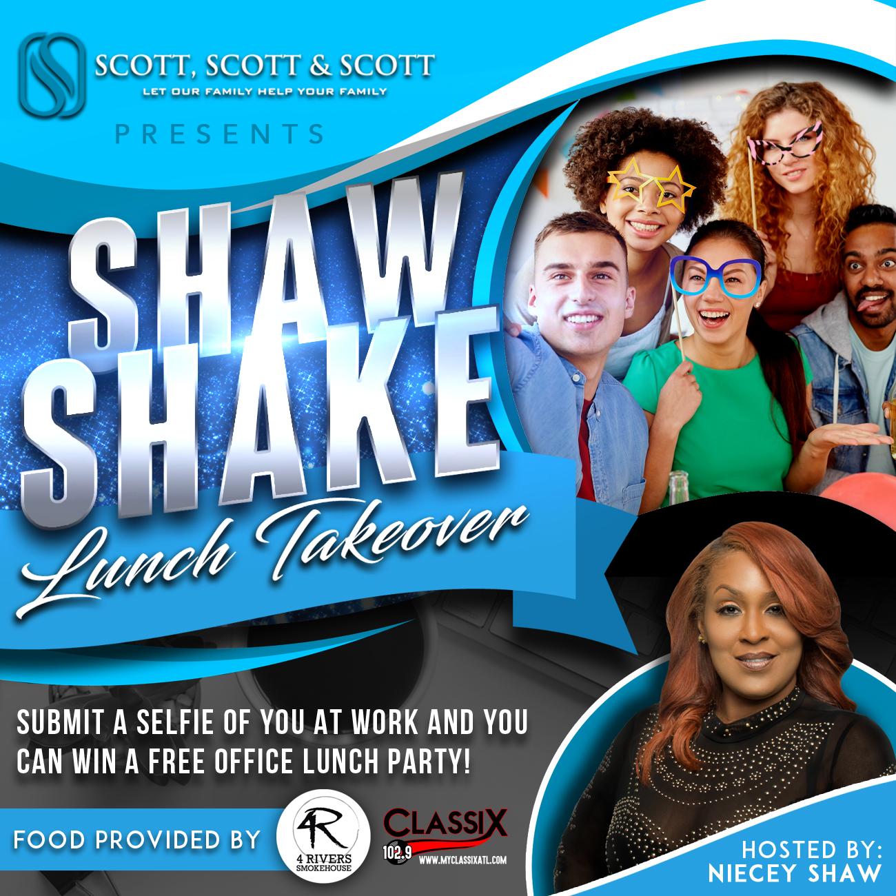 Shaw Shake Contest