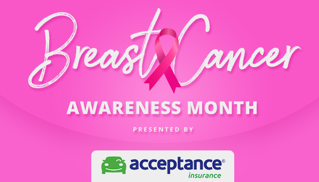 Local: Acceptance Insurance_Co-Branded Assets_Breast Cancer Awareness_Atlanta_RD_October 2018