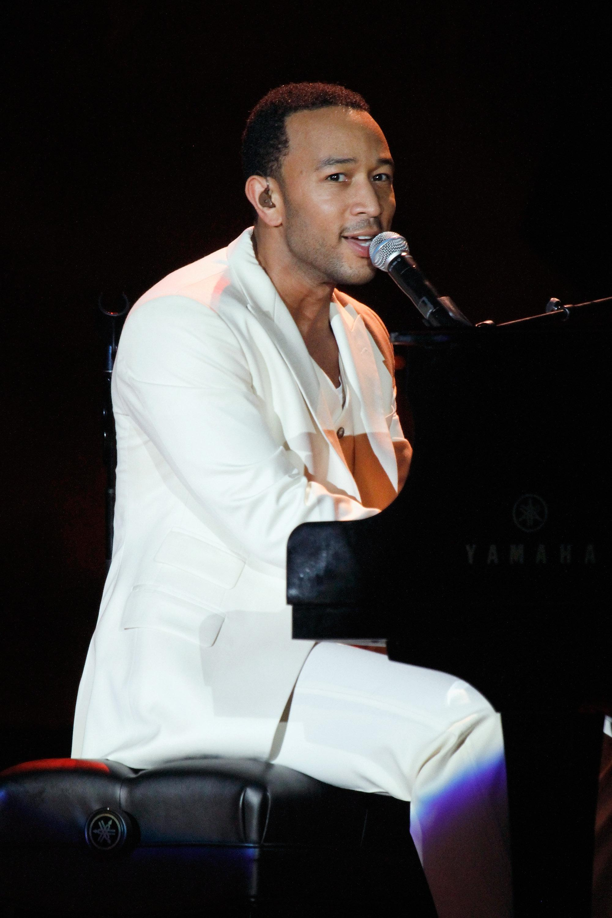 John Legend & Sade In Concert