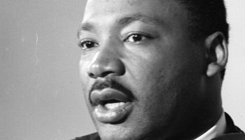 Rev Martin Luther King, Jr