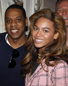 Beyonce and Jay Z visit 'Chicago' on Broadway
