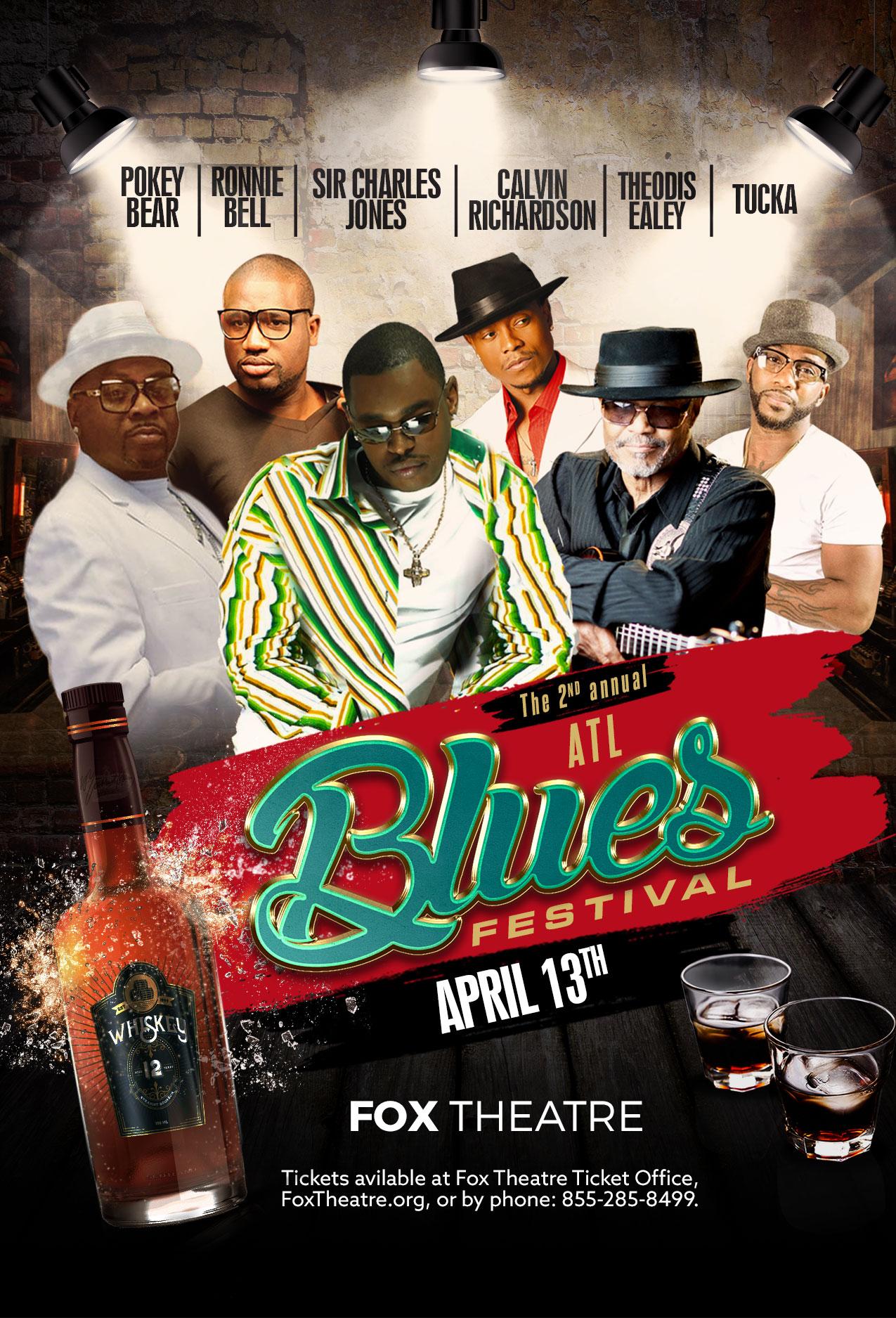 2nd Annual Atlanta Blues Festival