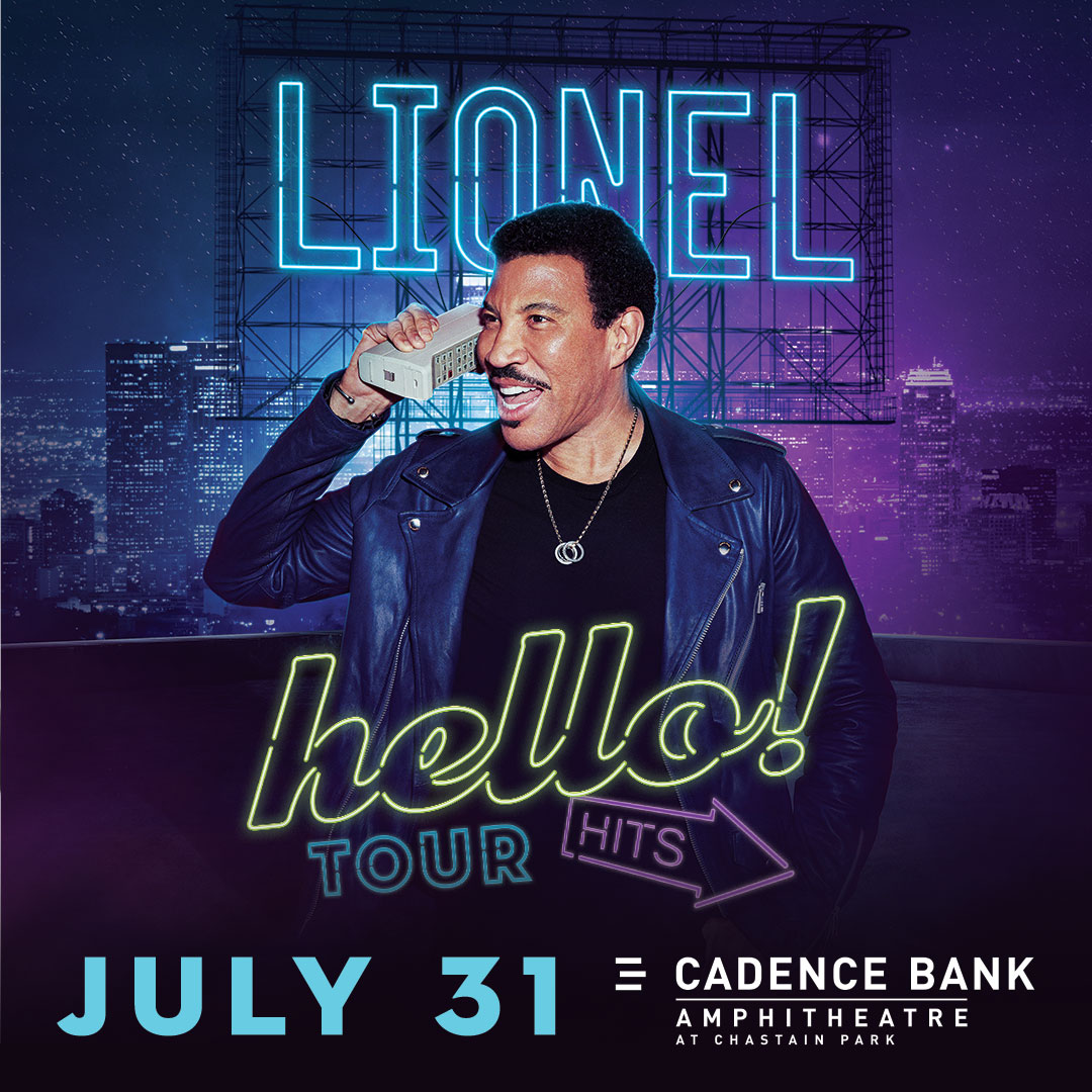 An Evening With LIONEL RICHIE