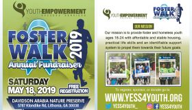 Second Annual Foster Foster Walk