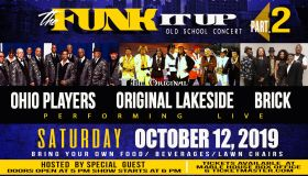 The Funk It Up Old School Concert Part 2