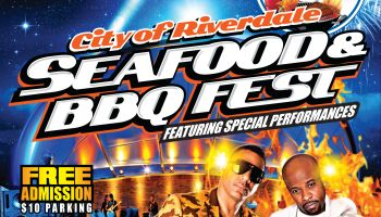 City Of Riverdale: Seafood & BBQ Fest
