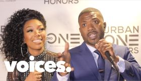 Voices At Urban One Honors: Brandy & Ray J