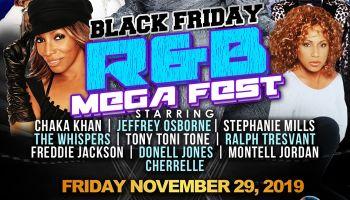 Black Friday R&B Mega Fest
