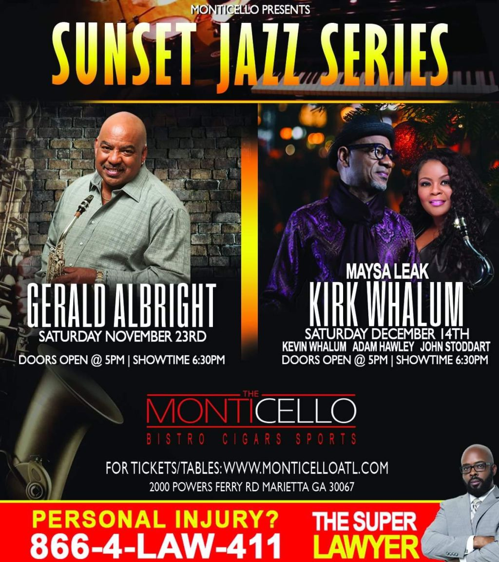 The Monticello: Sunset Jazz Series