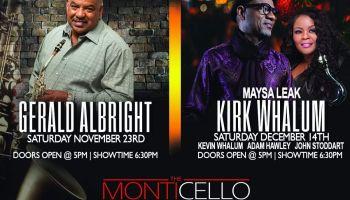 The Monticello: Sunset Jazz Series