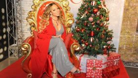 """Mariah Christmas"" Pop Up Shop in NYC"