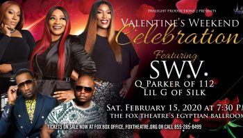 Valentine Weekend Celebration Ft. SWV