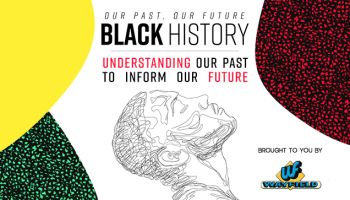 Black History Month wayfield