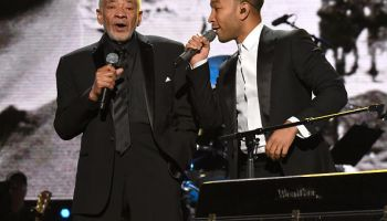 Bill Withers and John Legend Rock And Roll Hall Of Fame