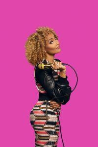 Amanda Seales – Smart, Funny & Black Tour Flyer