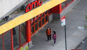 Closed AMC Theater